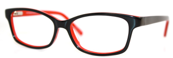 MYSTIQUE 5036 C3 BLACK/RED 4814