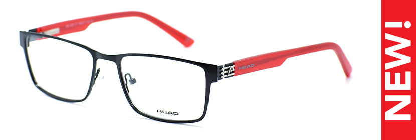 HEAD 693 BLACK/RED 5317