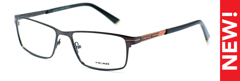 HEAD 697 GUN/ORANGE 5317