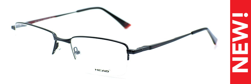 HEAD 702 BLACK/RED 5417