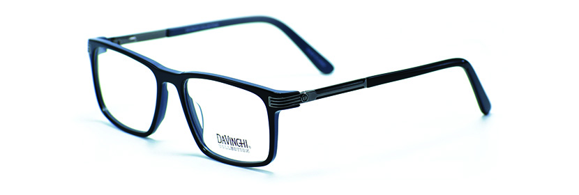 DAVINCHI 129 BLACK/GREY 5318