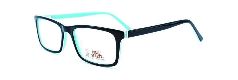 WALL STREET 744 BLACK/WHITE