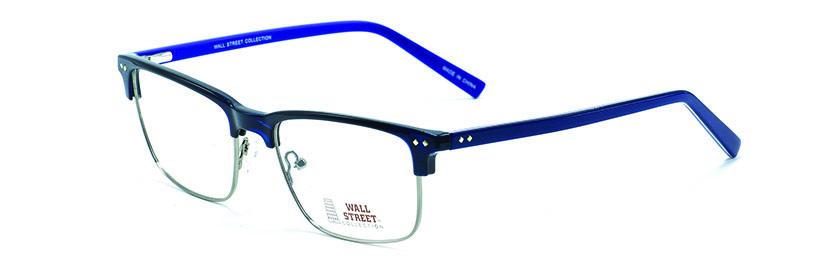 WALL STREET 745 BLUE/GUN 5518