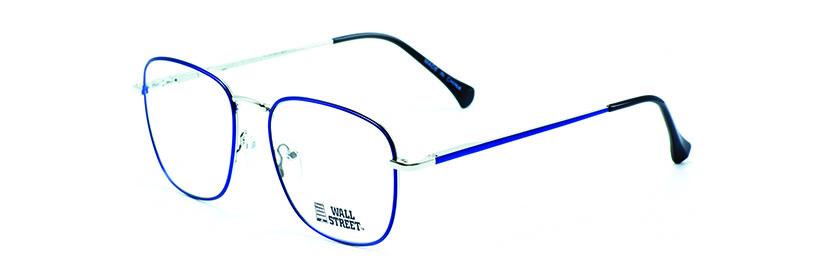WALL STREET 748 C2 BLU/SIL 5518
