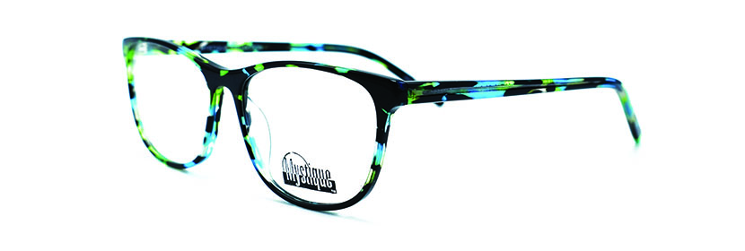 MYSTIQUE 5049 C.3 BLACK/GREEN