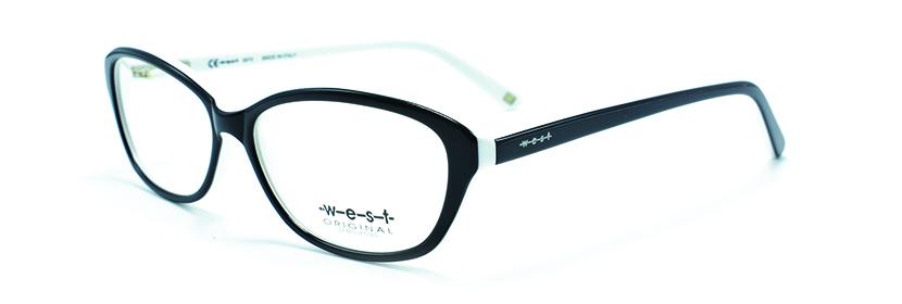 WEST 99472 C3-EBONY/WHITE 5115