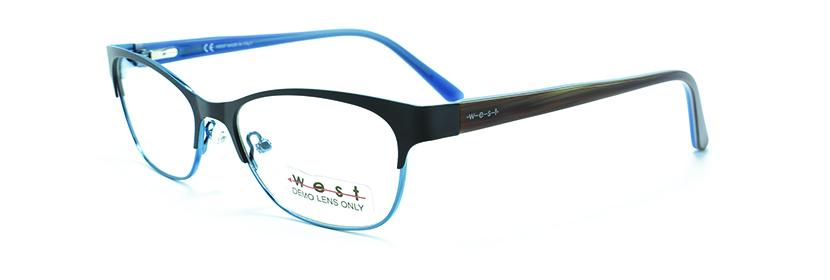 WEST 99546 C-1 BROWN/BLUE 5316